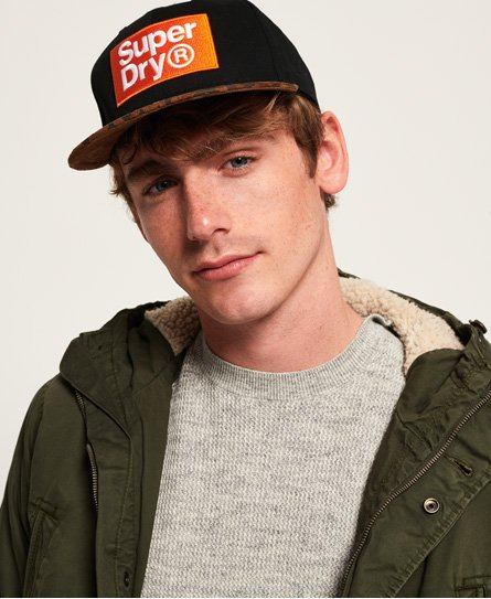 Superdry B Boy Cap