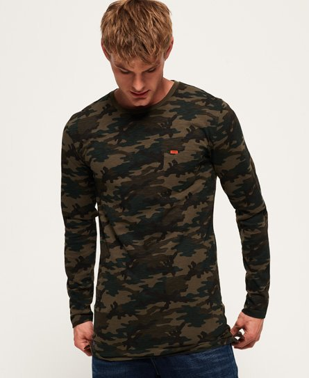 Superdry Dry Originals Longline T-Shirt