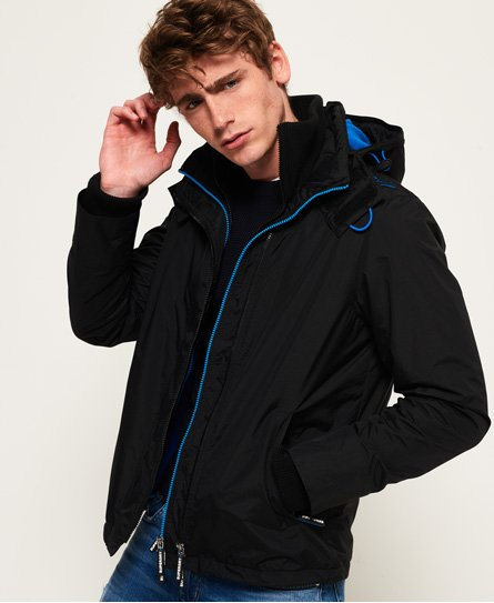 Superdry Pop Zip Arctic Hooded SD-Windcheater Jacket