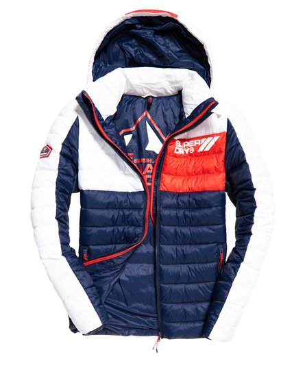 Superdry Colour Blox Fuji Jacket