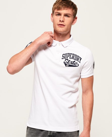 Superdry Classic Superstate-poloskjorte