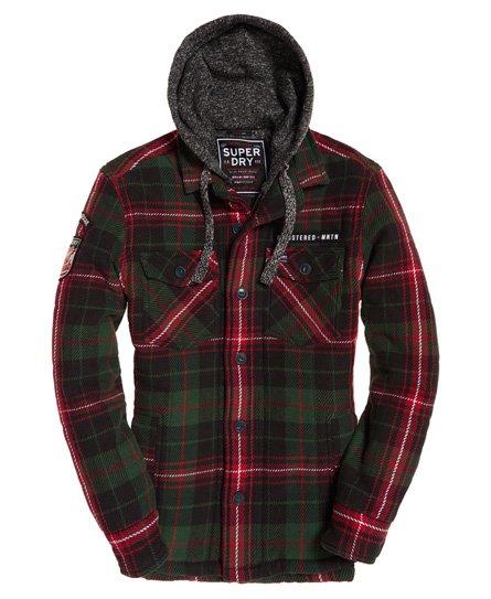 Superdry Everest Storm Hooded Jacket