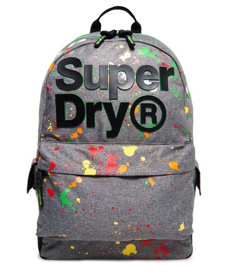 Superdry Two Tone Splatter Montana Rucksack