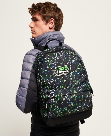 Superdry Mini Splatter Montana rugzak