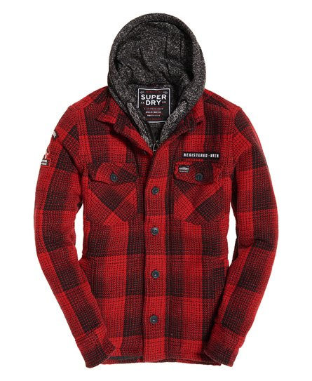 Superdry Veste à capuche Everest Storm