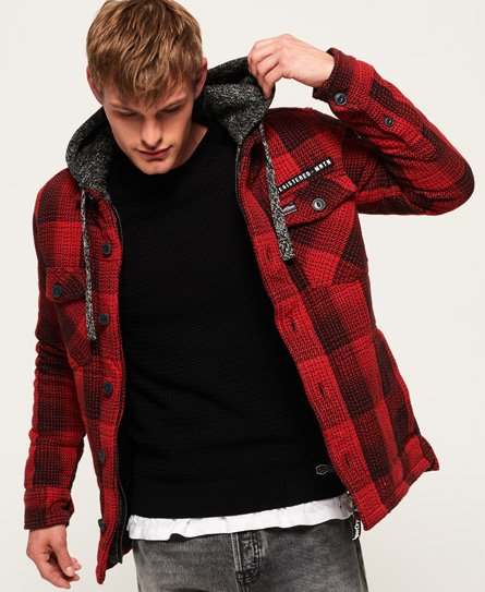 Superdry Everest Storm Kapuzenjacke