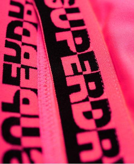 Superdry Brassière de sport effet superposé Core