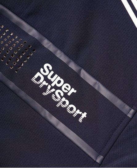 Superdry Giacca Polar Team Sport Trakker