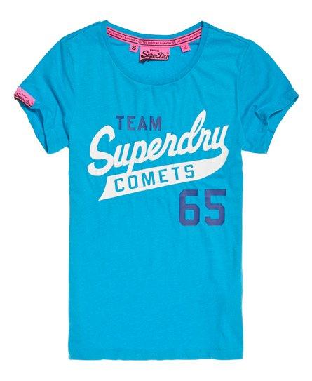 Superdry T-shirt Comets Crack
