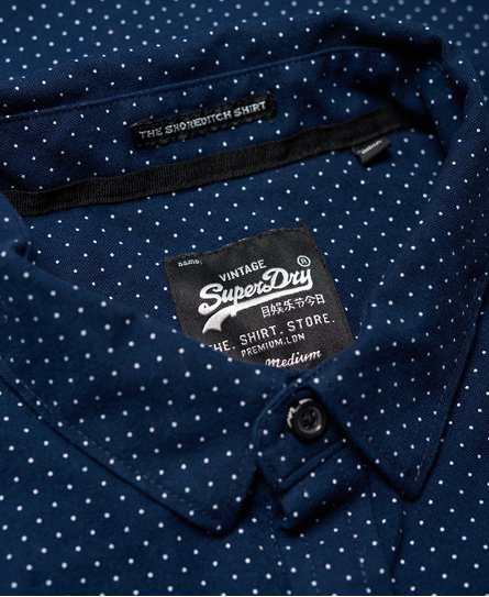Superdry Shoreditch Button Down Long Sleeve Shirt
