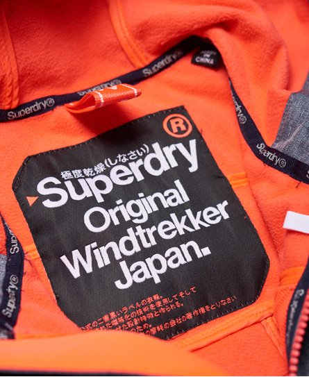 Superdry SD- Windtrekker huvjacka