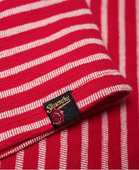 Superdry Edison Stripe Ottoman Dress