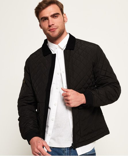 Superdry Ryland Quilt Coach Jacket