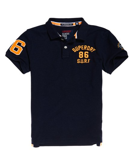 Superdry Polo classique Super State