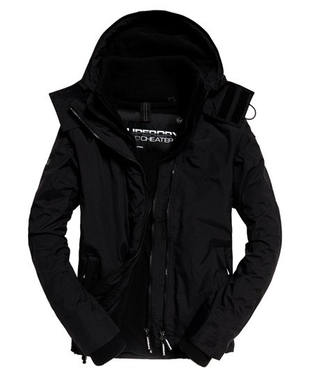 Arctic Pop Zip SD-Windcheater met capuchon