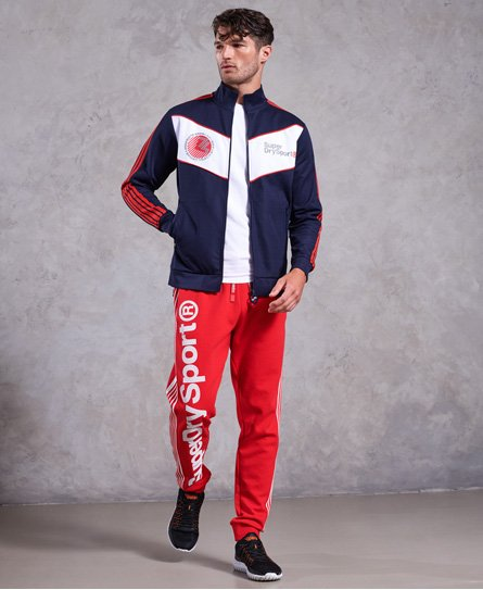 Superdry Giacca sportiva Classics Team Tricot