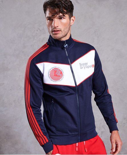 Superdry Classics Team Tricot Track Jacket