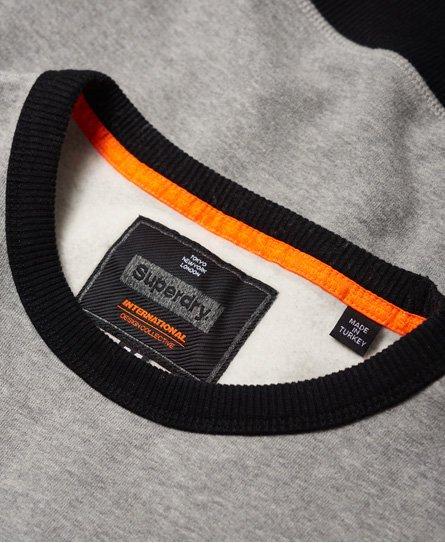 Superdry Vintage Logo Sweatshirt mit Einsatz