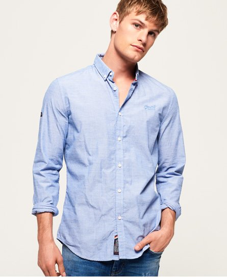 Premium button down-skjorte