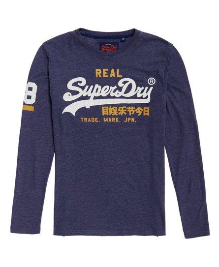 Superdry Vintage Logo 雙色 T 恤