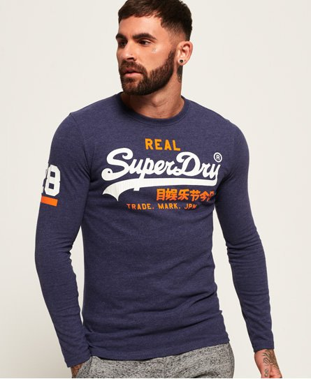 Superdry Vintage Logo Duo T-Shirt