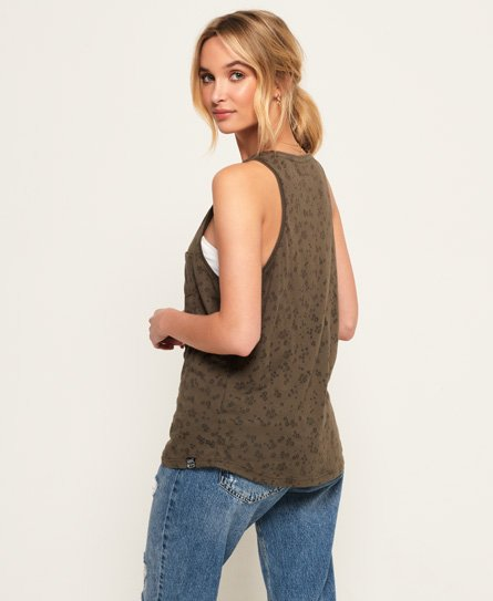 Superdry Essential Pocket Tank Top