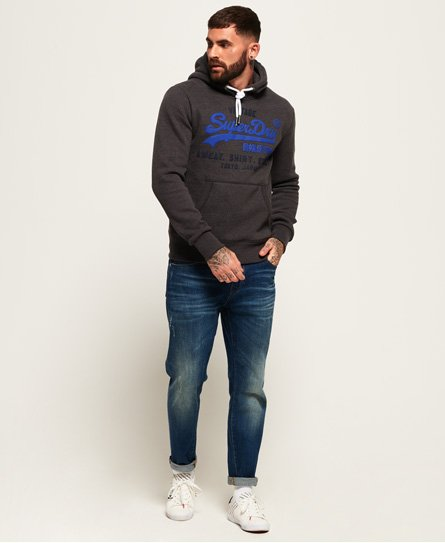 Superdry Sweat à capuche Sweat Shirt Shop Duo