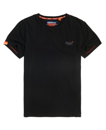 Superdry Camiseta Vintage con bordado Orange Label
