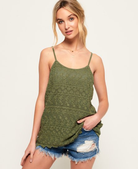 Superdry Shell Lace Top