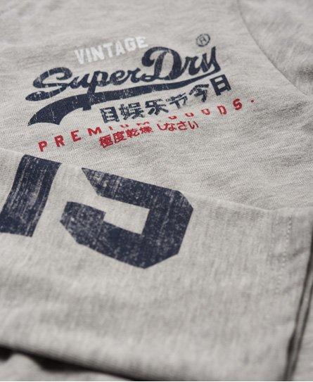 Superdry Premium Goods Long Sleeve T-Shirt