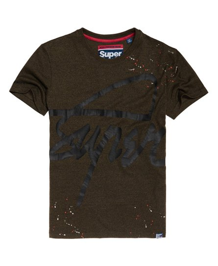 Superdry Crew Splatter T-Shirt