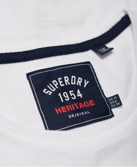 Superdry T-shirt Paisley Stacker