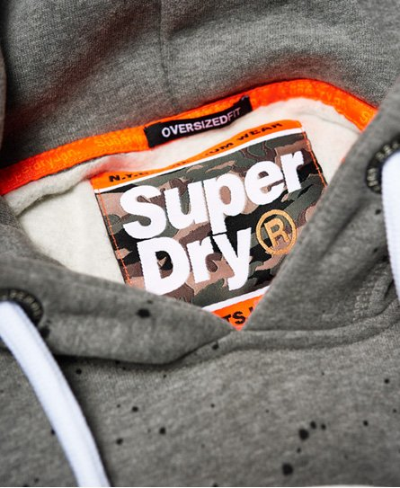Superdry World Wide Ticket Type Hoodie
