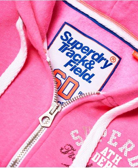 Superdry Track & Field Zip Hoodie