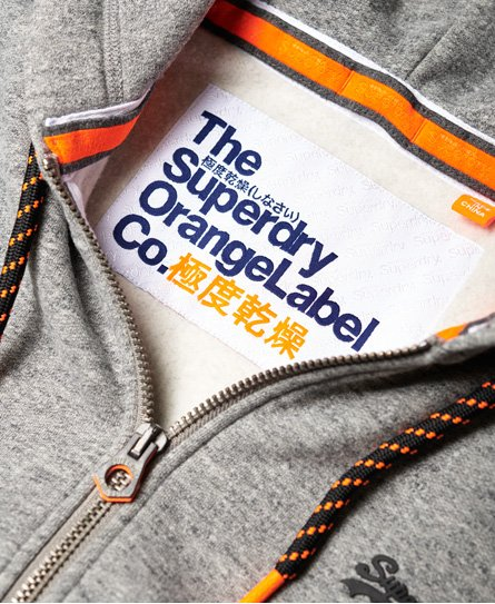 Superdry Orange Label Hyper Pop Kapuzenjacke