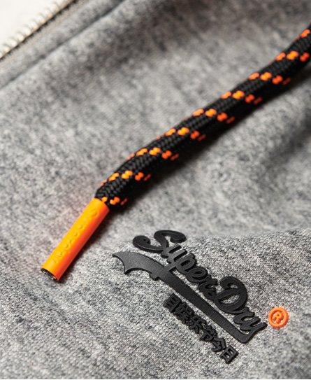Superdry Orange Label Hyper Pop Zip Hoodie