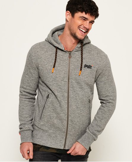 Superdry Orange Label Hyper Pop Zip Hoodie