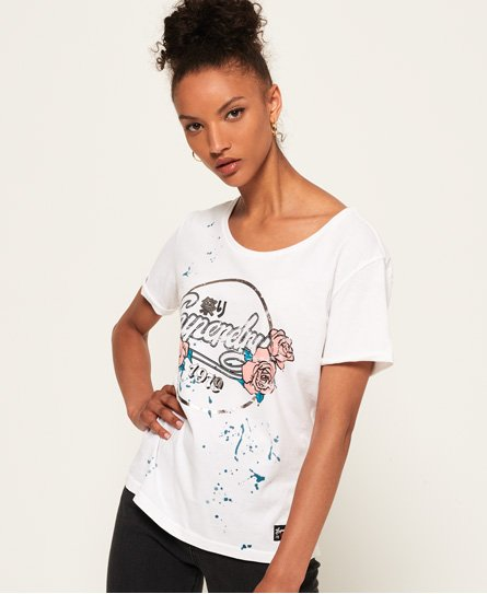 Superdry Boyfriend Band T-Shirt