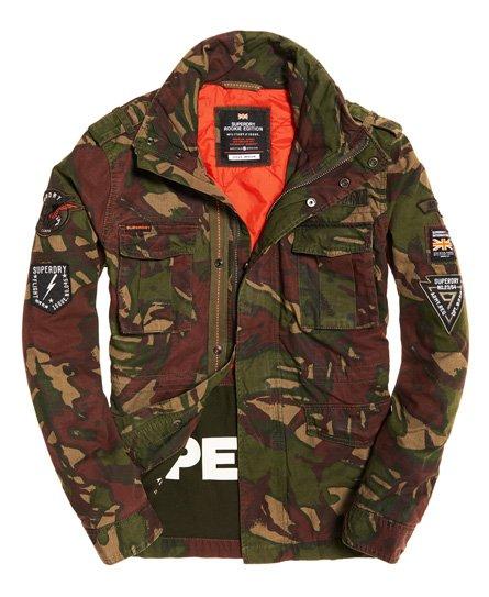 Superdry Hero Rookie Military Jacket
