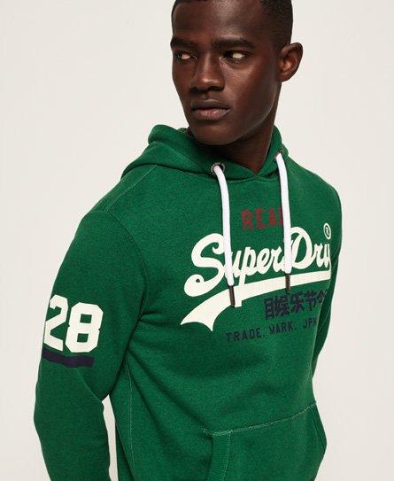 Superdry Vintage Logo Lite Tri Hoodie