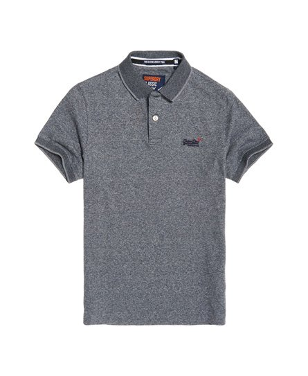 Superdry Classic Jaquard Jersey Polo