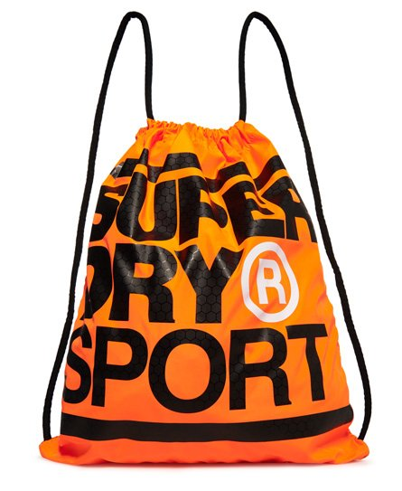 Superdry XL Drawstring Sports Bag