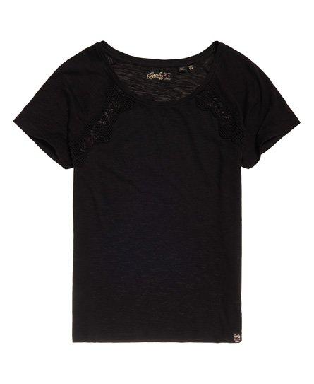 Superdry Elizabeth T-shirt med blonde