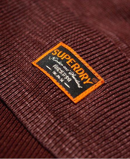Superdry Pull ras du cou Garment Dye L.A.
