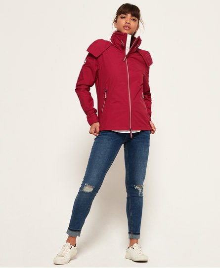 Superdry Technical Hooded Cliff Hiker Jacket