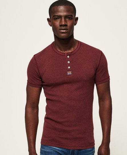 Heritage Grandad Short Sleeve Top104854