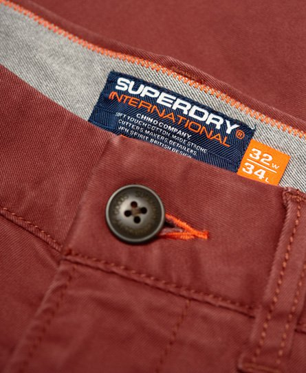 Superdry International Slim Chinos