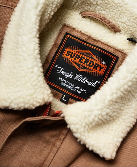 Superdry Hacienda Chore Coat