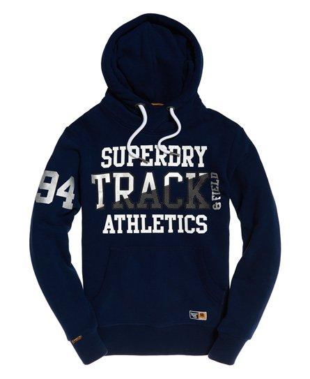 Superdry Super Track Metallic-Hoodie