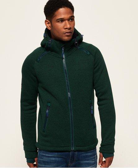 Superdry Storm Double hoodie met rits